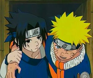 naruto and sasuke image