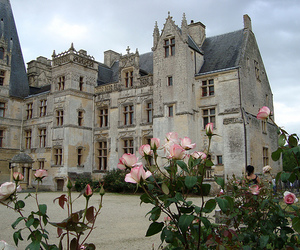 architecture, chateau, and europe image