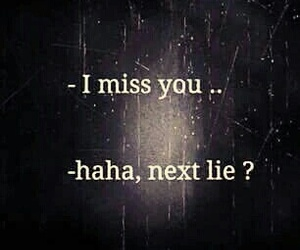 lies, quotes, and miss image