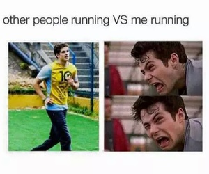 funny, true, and teen wolf image