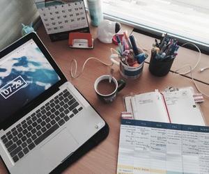college, motivation, and studyspo image
