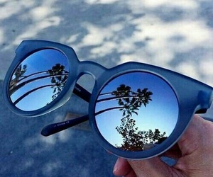 summer, sunglasses, and glasses image