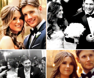dean winchester, happy, and Jensen Ackles image