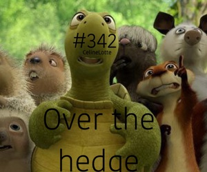 movie and over the hedge image