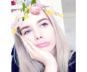 alternative, blonde, and filter image