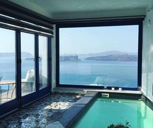 pool, home, and beach image