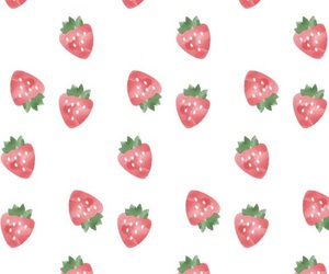 fresas, red, and tumblr image