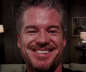 smile, grey's anatomy, and mark sloan image