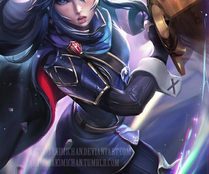 art and lucina image