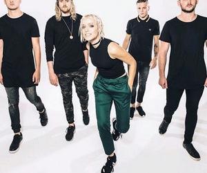 band, tonight alive, and matt best image