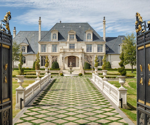 beautiful, Dream, and dream home image