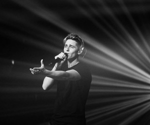 donny montell and eurovision2016 image