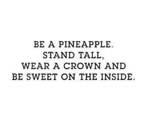 fun, love, and pineapple image