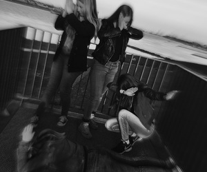 Best, black, and blur image