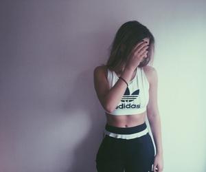 adidas sports bra tumblr