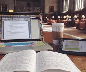 exam, learning, and work hard image