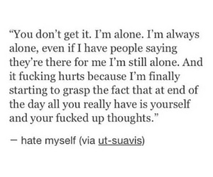 lonely and itgetsbetter image