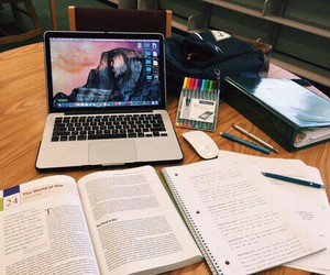 exam, study, and work hard image