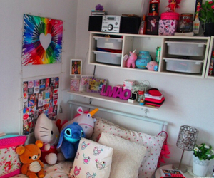 beautiful, bedroom, and tumblr image