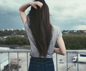 girl, random, and slim image