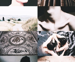 aesthetic, chris colfer, and gay image