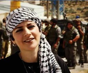 palestine, reem, and love image