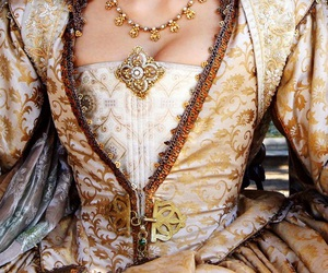 dress, aesthetic, and royalty image