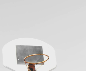 basket, blackandwhite, and happyness image