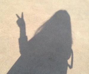 shadow, brown, and tumblr image