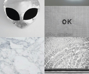 aesthetic, alternative, and black and white image