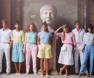 80s, fashion, and pastel image