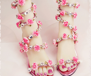 korean fashion, shoes, and spring image