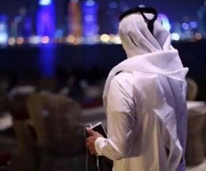 arab, men, and UAE image