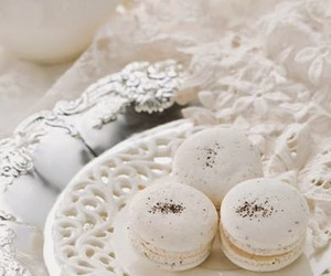 beautiful, macaron, and pastry image