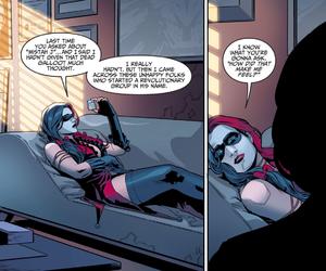 comics, DC, and harleen quinzel image
