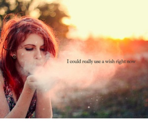wish, hayley williams, and airplanes image