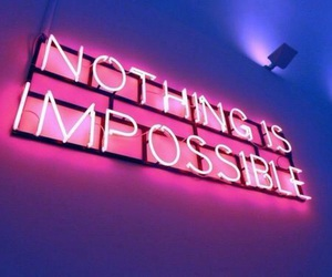 light, quotes, and neon image