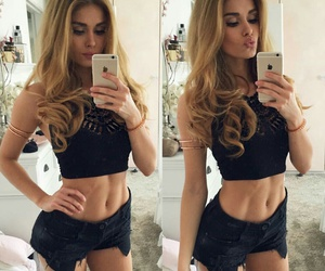 abs, fitness, and health image