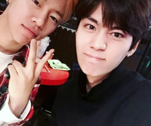suwoong, daehyun, and boys republic image