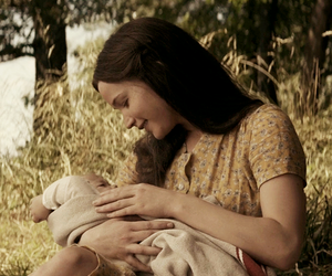 baby, Jennifer Lawrence, and the hunger games image