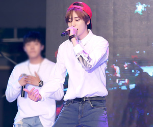 kpop, lips, and niel image