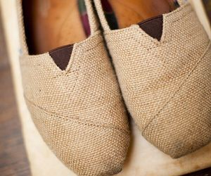 canvas, shoes, and linen image