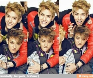 boys, galaxy boy, and huang zitao image