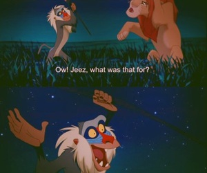 disney, lion king, and quotes image
