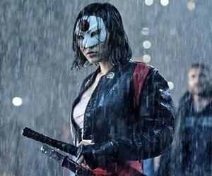 katana, movie, and dc comics image