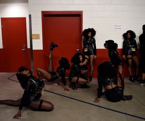 beyoncé, black panthers, and dancers image