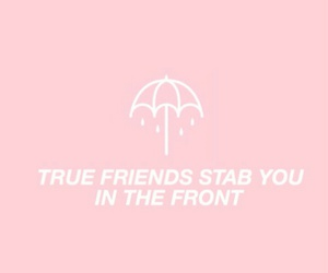 pink, bmth, and bring me the horizon image