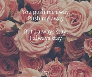 always, away, and i image