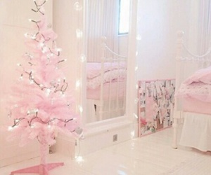 bedroom, christmas, and trop beau image