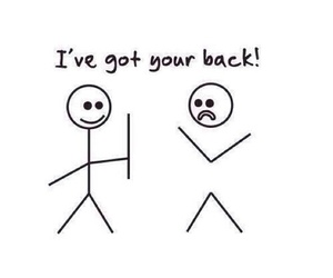 funny, back, and quotes image